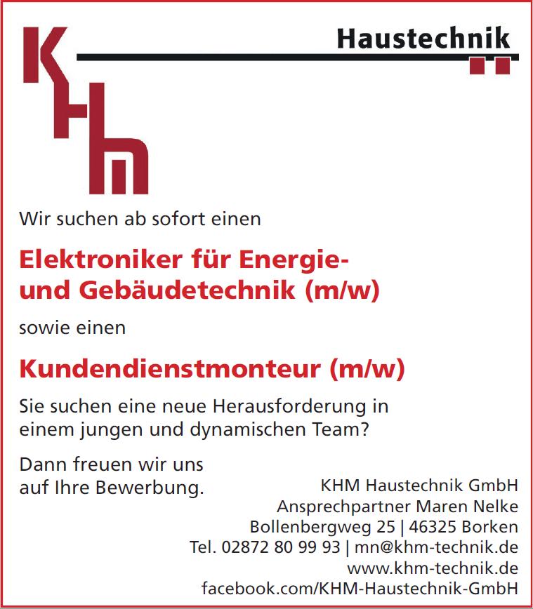 Azubi Elektroniker In Fur Energie Und Gebaudetechnik